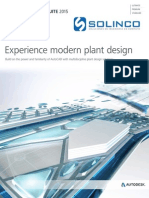 Plant Design Suite 2015 Brochure