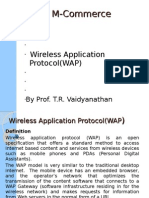 Wireless Application Latest