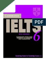 Cambridge Ielts 6 Test 1/4