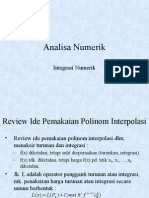 Analisis Integrasi Power Poin