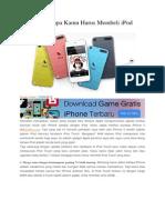 7 Alasan Kenapa Kamu Harus Membeli iPod Touch Baru.docx
