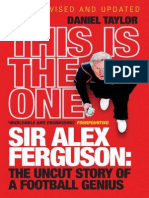 Thisthis is the  is the One_ Sir Alex Ferguson_ the - Taylor, Daniel