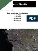05 Metro Manila Sea Level Rise by Ms Bebet Gozun