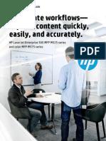 DataSheet HP MFP Solution Guide