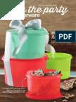 Tupperware mid-October Brochure – US English