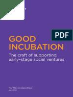 Good Incubation