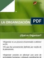 La organizacion.ppt