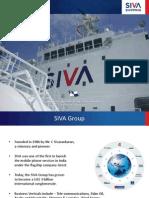 Media Kit SIVA Shipping SIVA Shipping Corporate Presentation May 2012