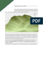 Calcular la distancia topográfica real en ArcGIS.pdf