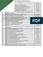 Academic Calendar Odd Sem 2014
