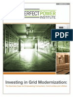 Investing in Grid Modernization