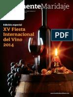 Continente Maridaje 2014 Fiesta del Vino