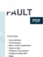 Fault Lines Report