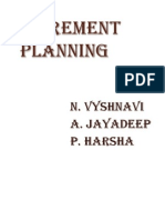 Basic Concepts of Retirement Planning