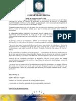 25-01-2012 El Gobernador Guillermo Padrés nombró a Carlos Navarro Sugich encargado del despacho de la Procuraduría General de Justicia del Estado. B011270