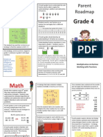 grade 4 parent brochure