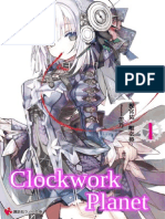 Clockwork Planet - Volume 1