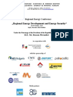 BEF- 5th regional energy conference