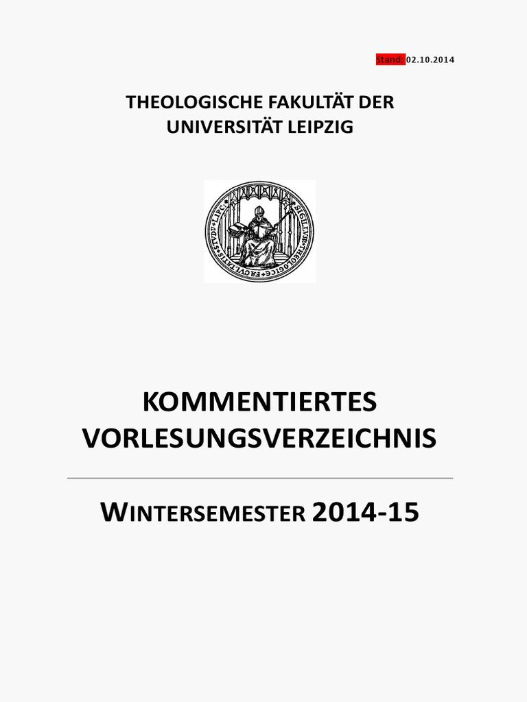 vorlesungsverzeichnis uni leipzig germanistik