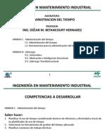 Administracion del tiempo 1ra Unidad.pdf