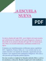 concepciones de ausbel Escuela ]nueva.ppt
