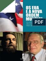 Os EUA e  Nova Ordem Mundial.pdf