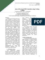 Design and Simulation of DA Based PID Controller Using Verilog Coding