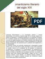 El Romanticismo literario.ppt