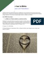 Copia de 5 beneficios por leer la Biblia.doc