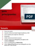 refworksprincipiantes-110323033529-phpapp02.ppt