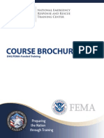 TEEX NERRTC Summary Course Brochure February 2014