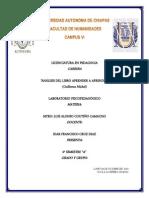 ANALISIS DEL LIBRO APRENDER A APRENDER DE GUILLERMO MICHEL.docx