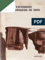 Cusa, Nicolas de - De dios escondido. De la busqueda de Dios. Ed. Aguilar 1973.pdf