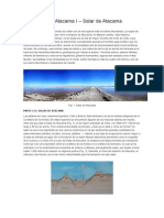 San Pedro de Atacama. Geologia..doc