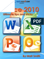 Office 2010 Tips Tricks