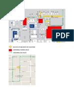 Parking Shuttle Map