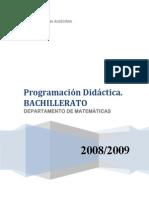Programación de matemáticas de bachillerato.pdf
