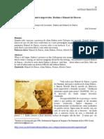 Encontro Imprevisto - Badiou e Manoel de Barros