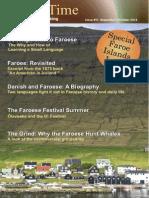 Parrot Time - Issue 11 - September / October 2014