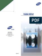 sammsung Display HPN5039