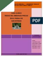 caso clinico (listo) Embarazo precoz.docx