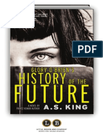 Glory O'Brien's History of the Future by A.S. King [Excerpt]