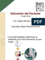 cirugia bucal valoracion del px.pptx
