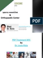 Sportsandorthocenter---prp-treatment-NYC.pptx