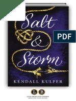 Salt and Storm by Kendall Kulper [Excerpt]