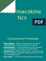 Pharmacokine Tics