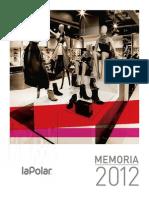 Memoria_2012 LA POLAR
