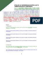 Analise 107 referencias na ACF x ARCIBB.doc