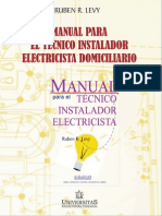 Manual para el tecnico instalador, electricista domiciliario.pdf