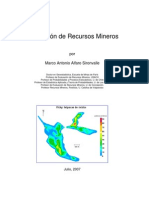 Estimación de Recursos Mineros - Marco Alfaro.pdf